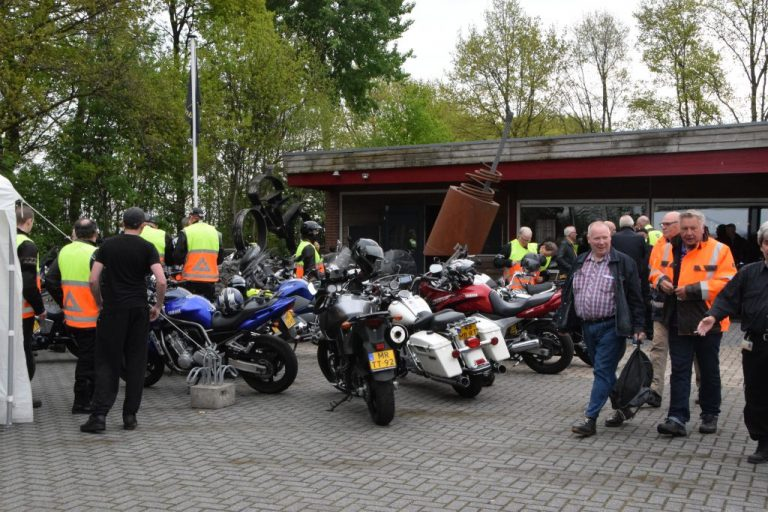 Baalderborg Motorrun trekt meer deelnemers.