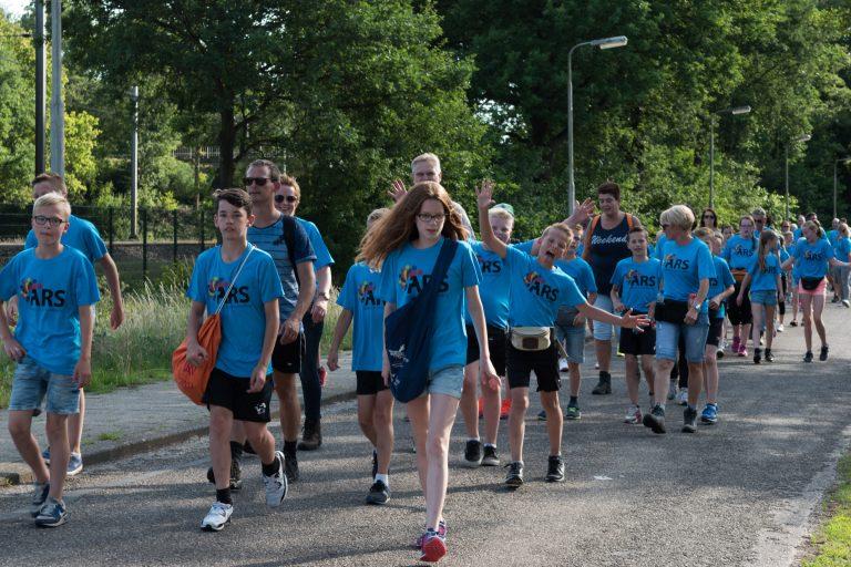 De 61e wandelvierdaagse van Hardenberg