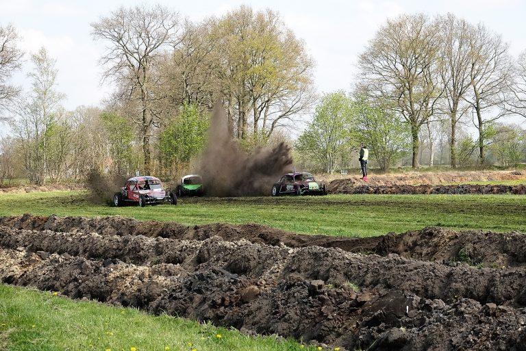 Autocrossseizoen weer gestart