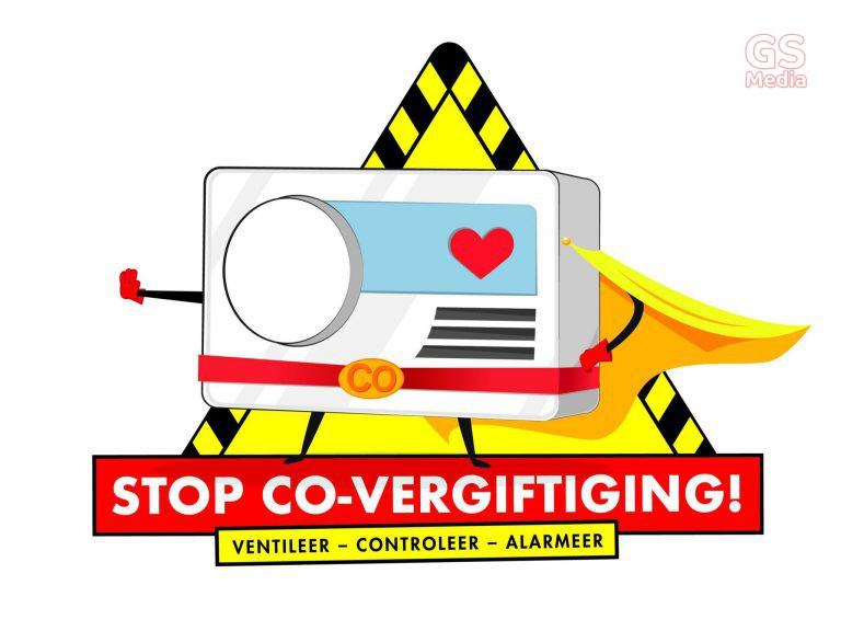 Groter risico op koolmonoxidevergiftiging tijdens aankomend stookseizoen
