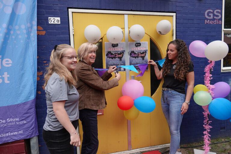 Jongerencentrum 'Next Level' officieel geopend